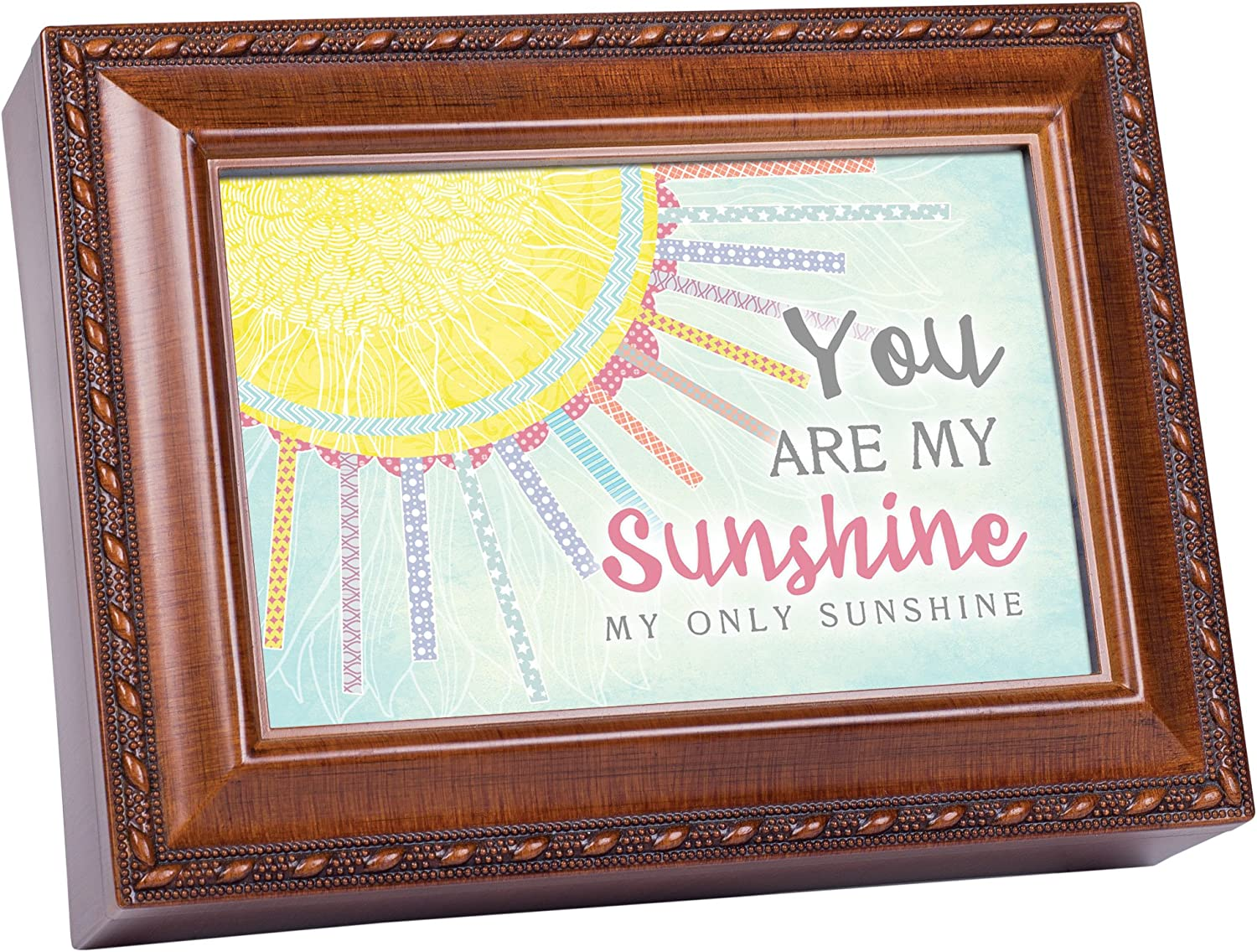 Cottage Garden You are My Patchwork Sunshine Woodgrain Only Keep 2021new shipping free Surprise price