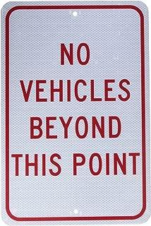 NMC TM143J Traffic Sign, Legend