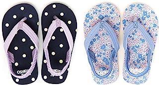 Unisex-Child Dotty Two-Pack Flip-Flop Set