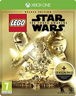 LEGO Star Wars: The Force Awakens Deluxe Steelbook Edition with Season Pass (Exclusive to Amazon.co.uk) (Xbox One)