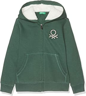 United Colors of Benetton Benetton Logo Sweatshirt Erkek çocuk Kapüşonlu Sweatshirt