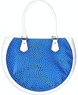 Ty's Bag , Damen Schultertasche Blau blau 40 x 9 x 29 cm