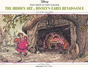 They Drew as They Pleased Vol 5: The Hidden Art of Disney s Early RenaissanceThe 1970s and 1980s (Disney Animation Book, D...