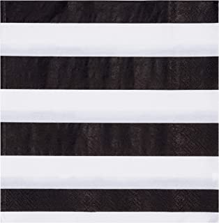 Best black white napkins Reviews