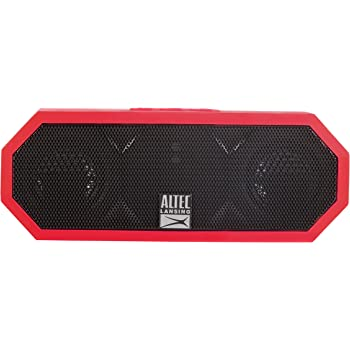 NEW Altec Lansing The Jacket H20 3 Rugged Bluetooth Speaker