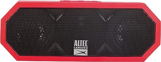 Altec Lansing IMW448 Jacket H2O 3 Floating Bluetooth Waterproof Speaker (Red)