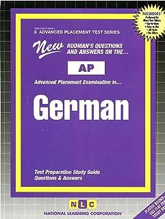 Best advanced placement german Reviews