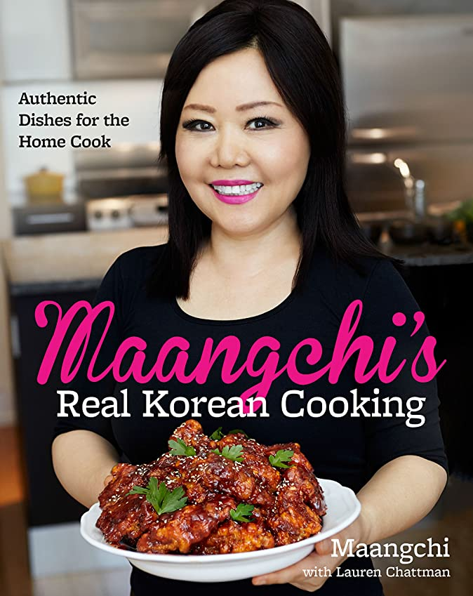 生副産物ピックMaangchi's Real Korean Cooking: Authentic Dishes for the Home Cook (English Edition)