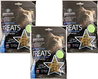 (3 Pack) StarMark Interactive Treats, 5.5 Oz., Large