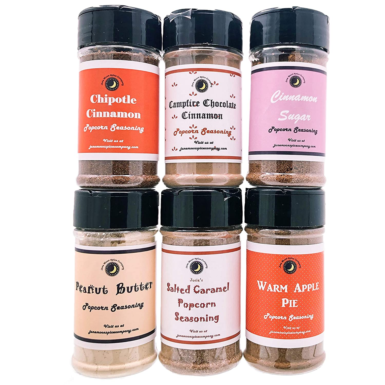 Premium POPCORN Seasoning Sweet Outlet wholesale sale feature Variety Cara 6 Salted Pack