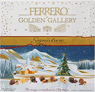 Ferrero Golden Gallery Signature Advent Calendar