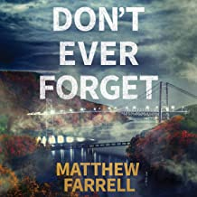Don't Ever Forget: Adler and Dwyer, Book 1