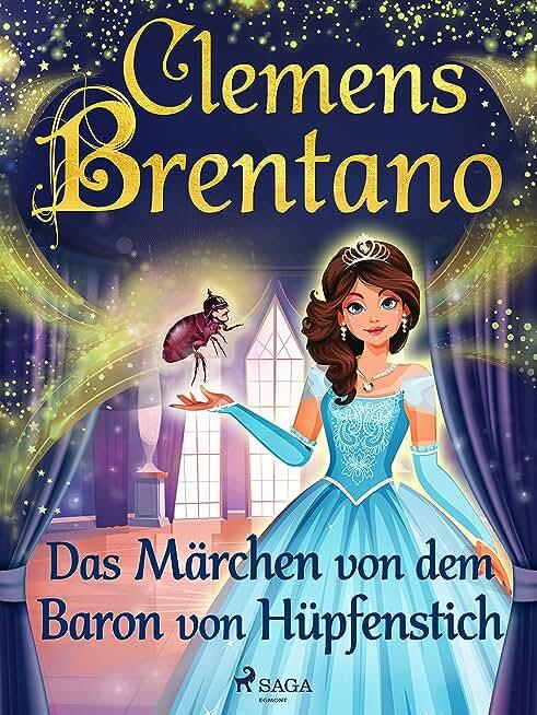 Das Märchen von dem Baron von Hüpfenstich (German Edition)