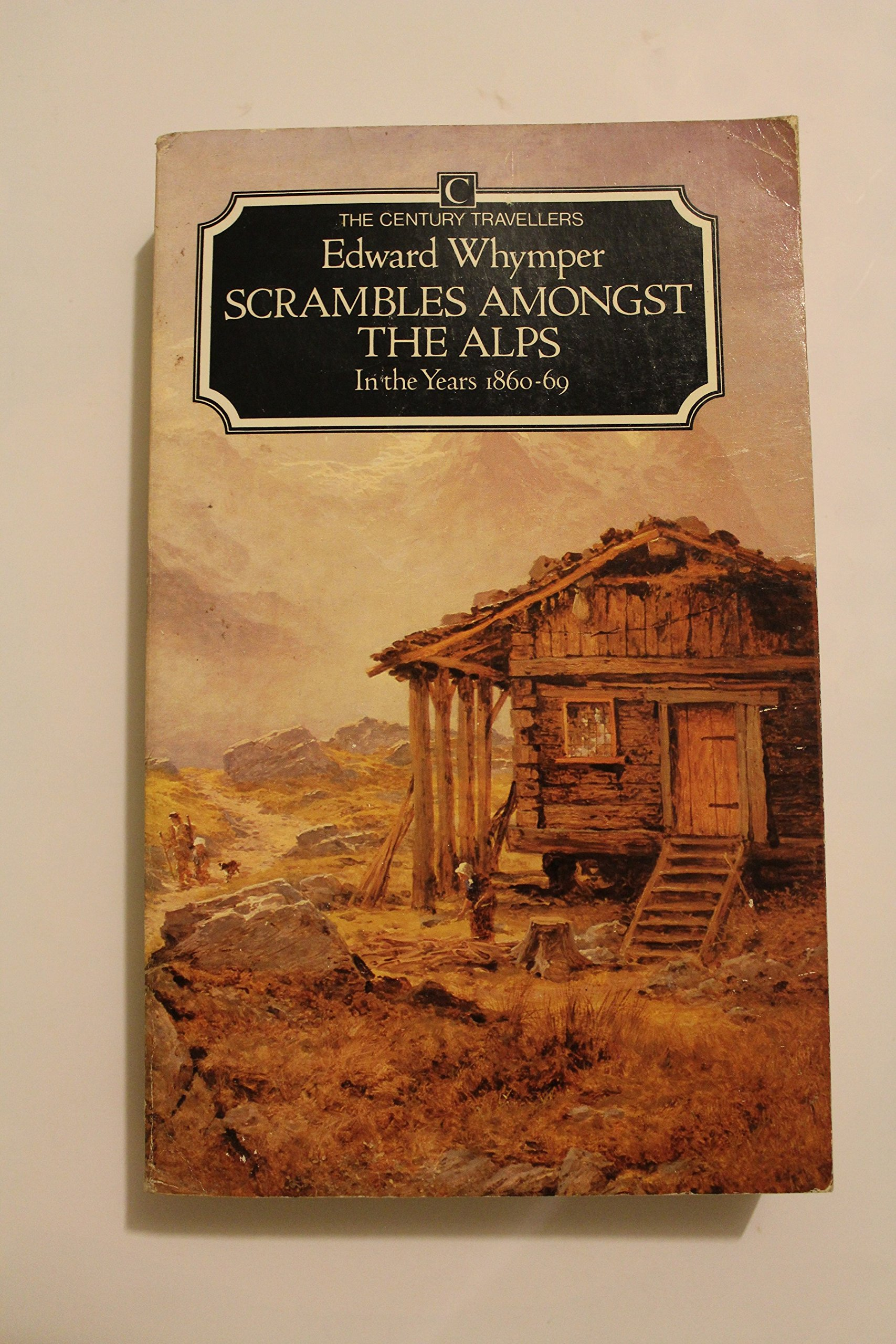 Image OfScrambles Amongst The Alps/in The Years 1860-69