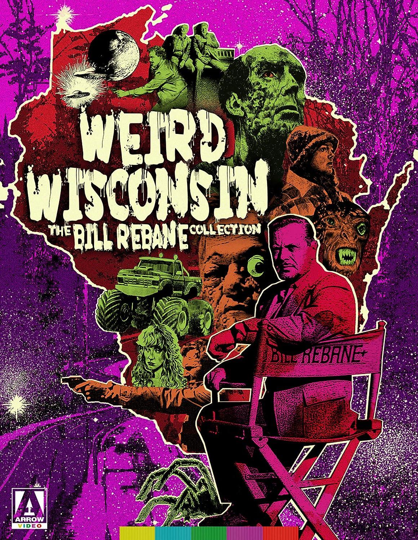Long-awaited Weird Wisconsin: Ranking TOP9 The Bill Blu-ray Rebane Collection
