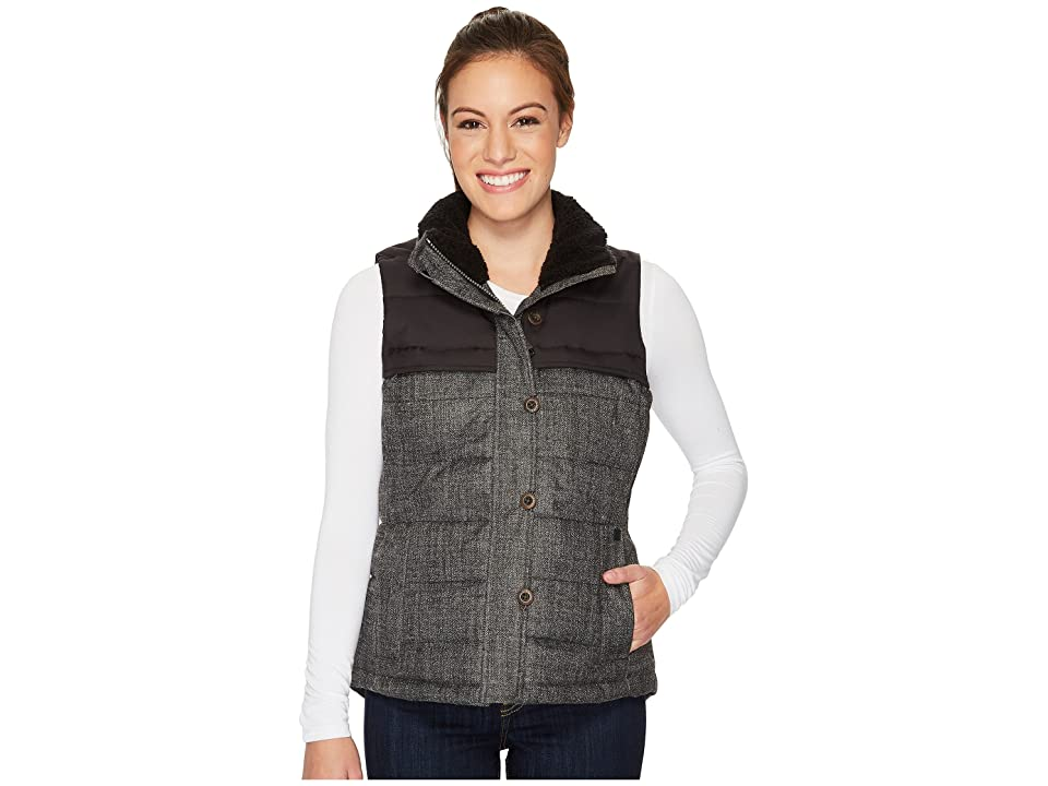 Woolrich Bitter Chill Wool Loft Vest (Oxford) Women