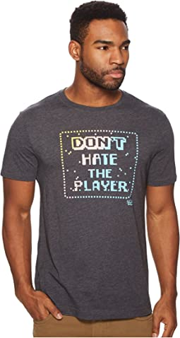 Don't Hate the Player Tee