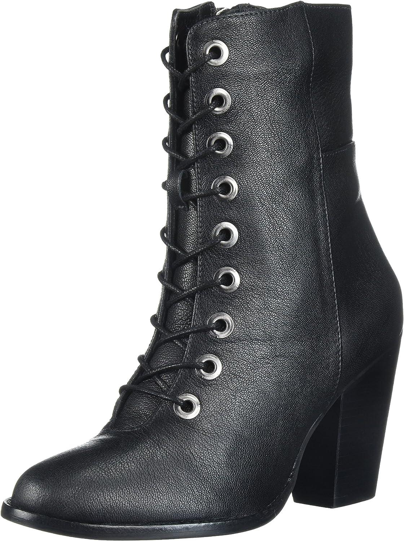 MIA Womens Fontana Ankle Bootie