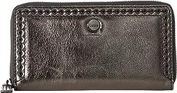 Saratoga Perla Zip Wallet