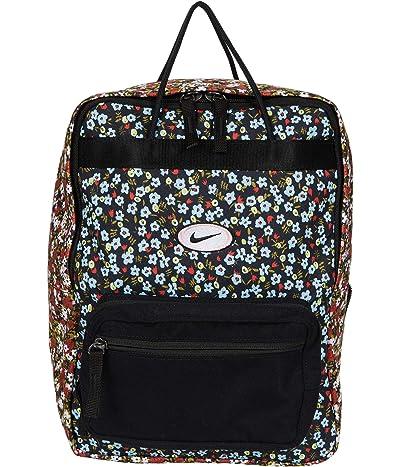 Nike Tanjun Backpack All Over Print Femme (Black/Black/Black) Backpack Bags