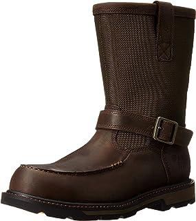 حذاء عمل رجالي Groundbreaker بدون كعب H2O من Ariat