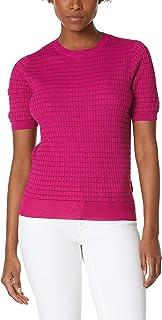 Women's T Shirt Lightweight Crewneck Short Sleeve...