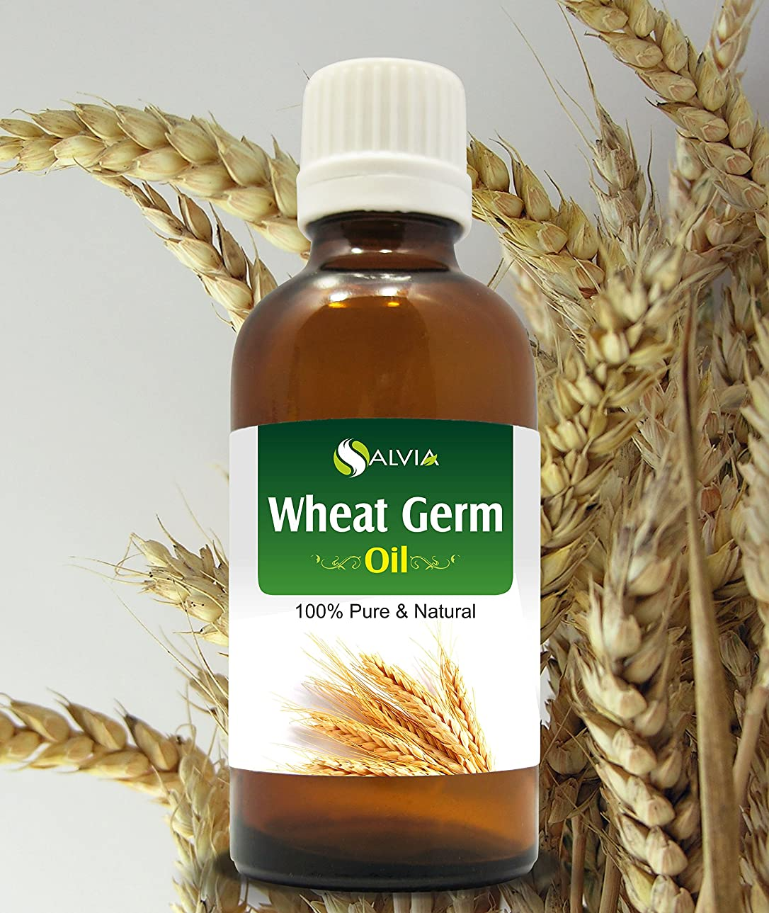 チューインガムハッチアジャWHEAT GERM 100% NATURAL PURE UNDILUTED UNCUT ESSENTIAL OIL 15ML