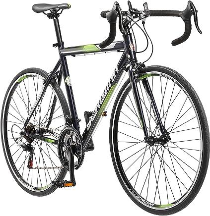 Schwinn Volare 1300para Hombre Barra Bicicleta de Carretera, 700°C Ruedas Mediano tamaño del Marco