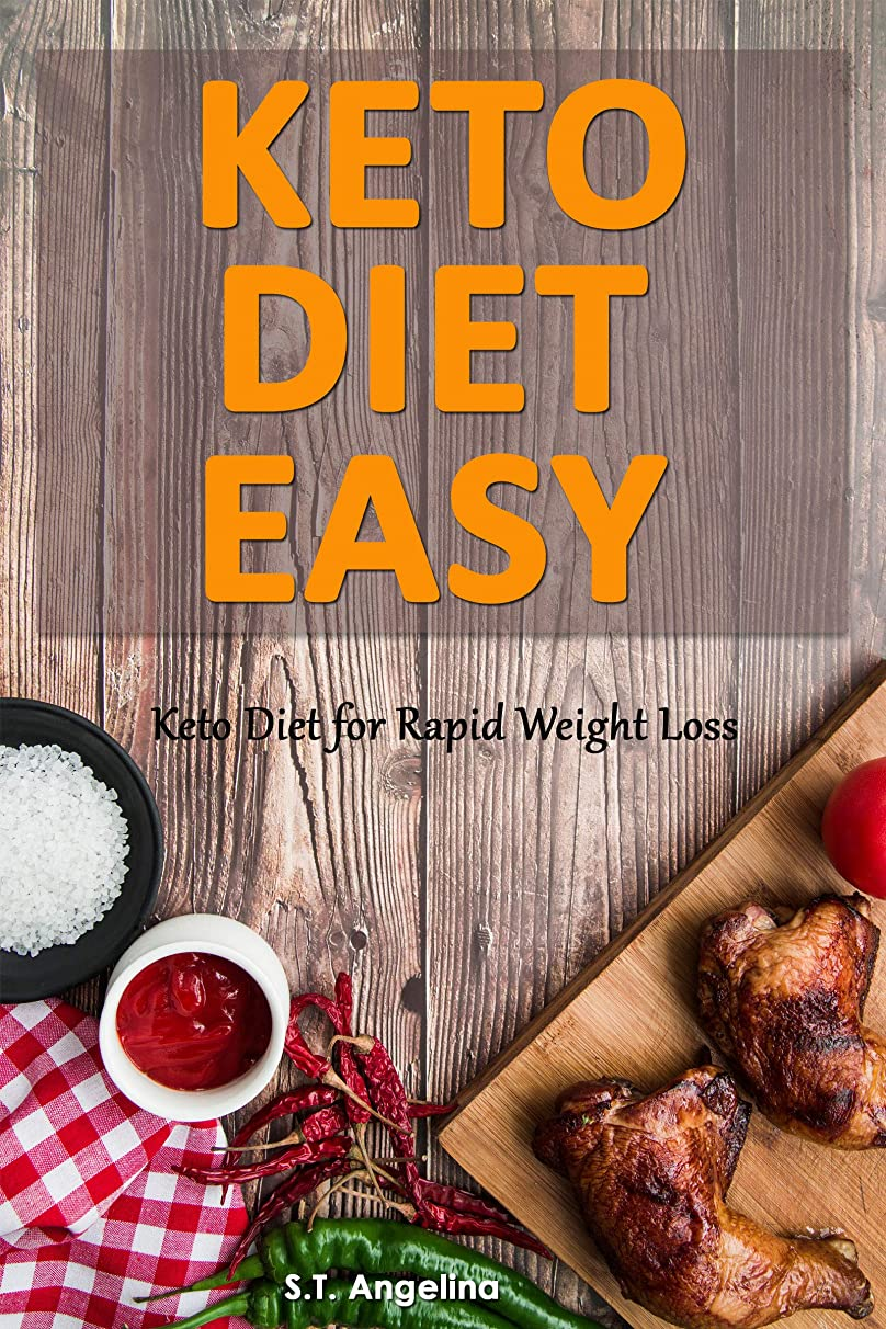 Keto Diet Made Easy: Keto Diet for Rapid Weight Loss (English Edition)
