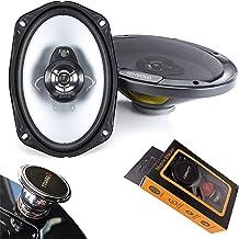 """$46 » Kenwood KFC-6966S 6""""x9"""" 3-Way 400W car Speakers (2 Speakers) with Gravity Magnet Phone Holder Bundle"""