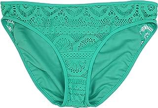 Kenneth Cole REACTION Women's Suns Out Buns Out Crochet Hipster Bikini Bottom