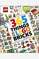 365 Things to Do with LEGO® Bricks Kindle Edition