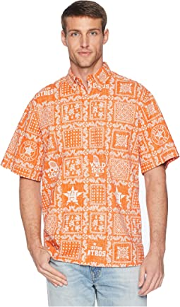 Houston Astros Original Lahaina Classic Fit Hawaiian Shirt