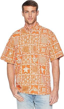 Houston Astros Original Lahaina Classic Fit Hawaiian Shirt