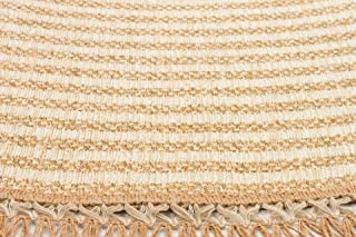 Carpetar BROOKLYN 07 Carpet Area Rug, Ivory - 75 x 75 cm