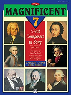 The Magnificent 7: Great Composers in Song
