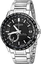 Citizen Men's Satellite Wave-World Time GPS Bracelet Watch