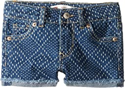 Levi's® Kids - Scarlett Shorty Shorts (Toddler)