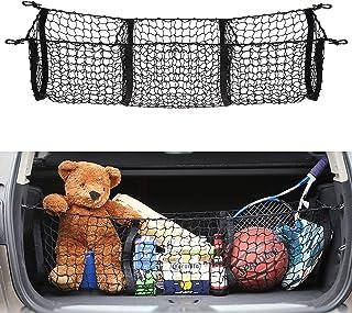 AutoAc Truck Bed Net for Truck Cargo Net Trunk Bed Organizer