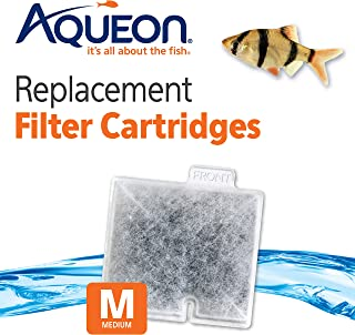 Best aqueon replacement filter cartridges Reviews