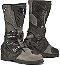 Sidi Adventure 2 Gore-Tex Motorcycle Boots (10/44, Grey)