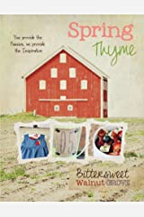 Spring Thyme (Bittersweet Walnut Grove Book 2) Kindle Edition