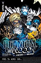 Quantum and Woody by Priest & Bright Vol. 3: And So... (Quantum and Woody (1997-2000))