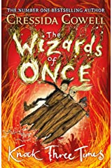 The Wizards of Once: Knock Three Times: Book 3 Kindle Edition