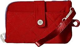 Baggallini - RFID Passport & Phone Wristlet