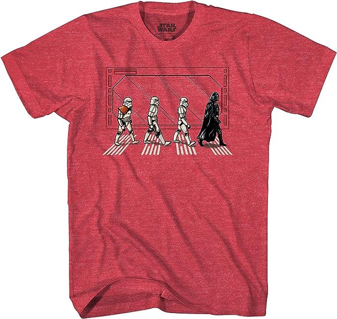 Noir Star Wars Tee-Shirt Manches Longues Gar/çon Stormtrooper