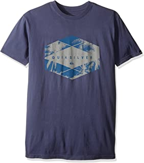 QuiksilverメンズメモリPleasure Tシャツ