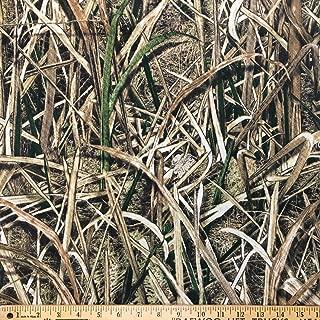 Mossy Oak Shadow Grass Blades 500D Cordura Nylon Fabric by The Yard