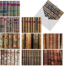 book themed stationery