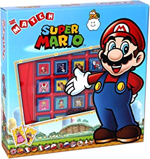 Winning Moves Super Mario Top Trumps Match *German Version Giochi Tavolo